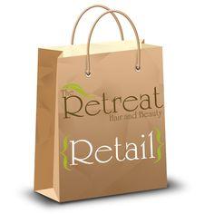 www.SalonRetreat.co.uk    Online Retail Section Uk Online, Paper Shopping Bag, Web Design, Retail, Home Decor, Design Web, Decoration Home, Room Decor, Website Designs