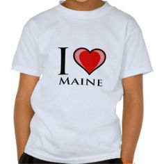 =>Sale on          I Love Maine T Shirt           I Love Maine T Shirt Yes I can say you are on right site we just collected best shopping store that haveThis Deals          I Love Maine T Shirt Here a great deal...Cleck Hot Deals >>> http://www.zazzle.com/i_love_maine_t_shirt-235428156581270121?rf=238627982471231924&zbar=1&tc=terrest
