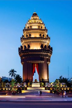 Phnom Penh, Cambodia: A design renaissance in Cambodia's capital. / #45 on @nytimes's list of 52 Places to Go in 2016