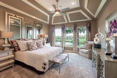 Bellvue at Heritage at Vizcaya in Round Rock, TX Round Rock Tx, Austin Homes, New Construction, Bedroom Decor, New Homes, Floor Plans, House Design, Flooring, Touch