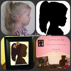 DIY Silhouettes That Are Easy & FREE!