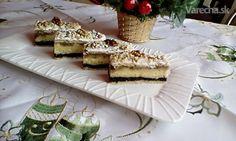 Štedrák z lineckého cesta (fotorecept) - Recept Tiramisu, Food And Drink, Ethnic Recipes, Hampers, Tiramisu Cake