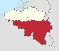File:Walloon Region in Belgium.svg