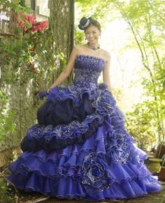 Purple Gypsy Wedding Dress Http Casualweddingdresses