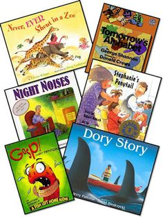 Books sets for teaching different comprehension and writing strategies