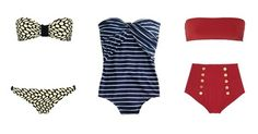 Best Swimsuits for Boyish Shapes