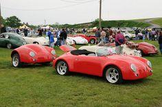 Porsche replica