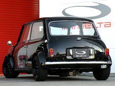 Japanese Minis | Retro Rides