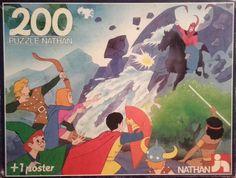 Nathan - 200 - Le Cavalier Noir (D&D Cartoon)