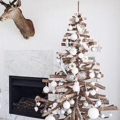 Branch Christmas Tree. Photo by kara rosenlund