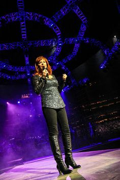 All sizes | Reba @ Houston Livestock Show & Rodeo | Flickr - Photo Sharing!