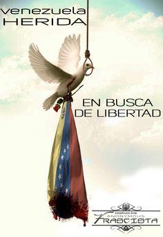 VENEZUELA HERIDA #SosVenezuela #reistencia #prayForVenezuela #Venezuela