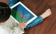 Toddlers becoming so addicted to iPads they require therapy.  #InternetAddiction  This article says children as young as four are becoming so addicted to smartphones and iPads that they require psychological treatment.