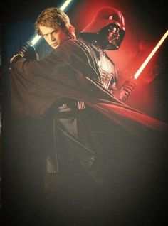 Anakin/Vader, Star Wars Revenge of the Sith (2005)
