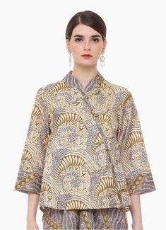Model Baju Batik Kantor  e7fb572176