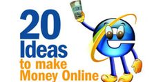 20 ideas to make money online