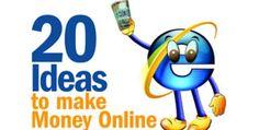 20 ideas to make money online