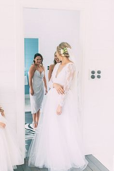 Real weddings featuring White Meadow dresses can be found on our blog under Style Stories.