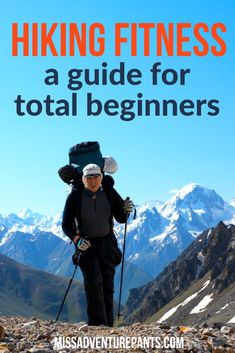 A hiking training plan for beginners: tips for all ages and body types — Miss Adventure Pants