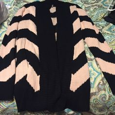 Never worn It's super warm but I never wore it. Charlotte Russe Sweaters Cardigans