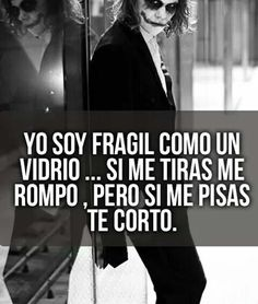frases - Rebel Without Applause Joker Frases, Joker Quotes, Funny Quotes, Motivational Phrases, Inspirational Quotes, Simpsons Frases, Ex Amor, Don Juan, Wife Quotes