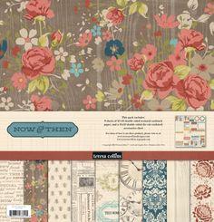 Teresa Collins Paper in 12x12
