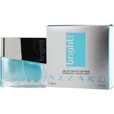 Launched by the design house of Azzaro in 2006, AZZARO BRIGHT VISIT by Azzaro for Men posesses a blend of: Aquatic Note, Pink Pepper, Black Currant, Starfruit, Acetyver, Reeds, Basil, Tarragon Cedar, Musks, Citrus, Ambergris It is recommended for daytime wear.