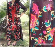 Taankay Summer Ramadan Eid Dresses Collection 2014 Fashion