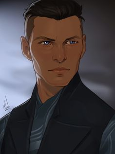"graciesmom0618: "" Seven and Soren Trevelyan. Twin older brothers of Inquisitor Belladonna Trevelyan and Trillium Lavellan. Templars of the Ostwick Circle, sent by their father and step mother to..."