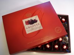 A juicy Mediterranean sour cherry immerged in fine liquor centre and coated in smooth Kraš dark chocolate; those are the features of GRIOTTE, this unique confection, well-known to generations of customers.