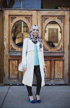 Heba Jay | Modest Street Fashion
