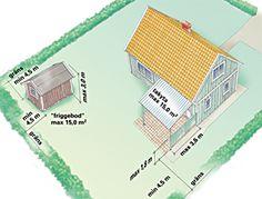 En del åtgärder kräver inte bygglov. Gäller det en- eller tvåbostadshus får du till exempel sätta upp staket eller lägre plank, bygga skärmtak, mur eller friggebod, så länge du följer vissa restriktioner. En del altaner är också bygglovbefriade.