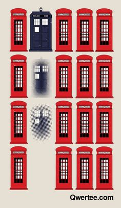 Who thought of the TARDIS' whooping sound while looking at this? ME!