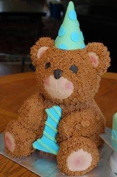 Fab birthday cakes for first birthdays   BabyCentre Blog