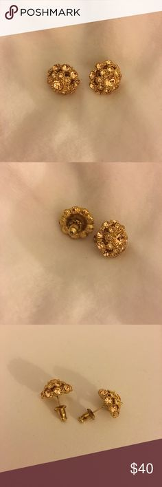 Kate Spade Putting on the Ritz earrings Authentic. kate spade Jewelry Earrings