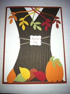 Stampin' Up! Fall Lovers Card Kit