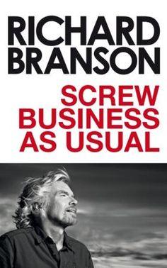 Great book by Richard Branson