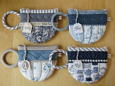 Teacup Pouches