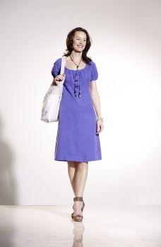 Sporty Summer Dress - free pattern