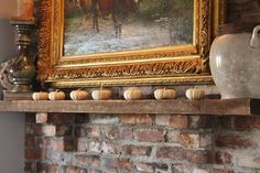 for the love of a house: pumpkins around the house