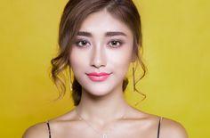 Tajomstvo pleti ázijských žien Facial Hair Removal Cream, Wedding Makeover, Pele Natural, Face Care Routine, Makeup Routine, Skincare Routine, Beauty Magazine, Everyday Makeup, Lip Makeup