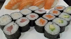 cómo preparar sushi con thermomix