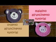 lilla's tutorials: the Big Granny crochet blanket / La mattonella crochet Big Granny - YouTube