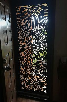 Project Gallery - Laser Cut Decorative Security Screens for Doors and Windows Laser Cut Screens, Laser Cut Panels, Laser Cut Metal, Security Screen, Security Doors, Cnc Cutting Design, Motif Art Deco, Window Grill Design, Room Partition Designs