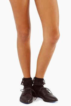 Lacey Rita Anklet Socks