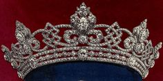 Tiara Mania: Queen Alexandra of the United Kingdom's Wedding Parure Tiara