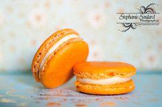 Macarons Orange