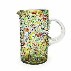 Confetti Recycled Pitcher