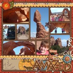 Do something like this with Garden of the Gods...?