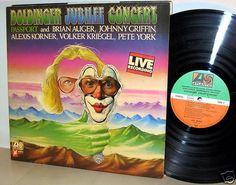 PASSPORT-   Doldinger Jubilee Concert *Atlantic'74 *LP*